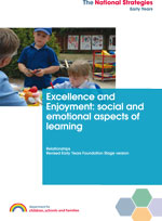 social and emotional espects of learning relationship cover