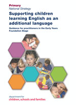 Supporting English learning english cover